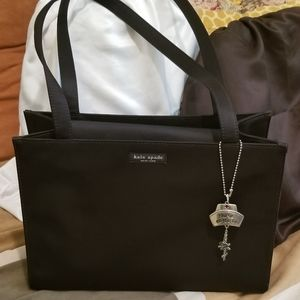 KATE SPADE BAG nylon structured